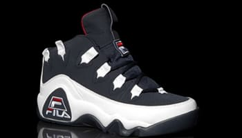 Fila 95 Fila Navy/White-Fila Red