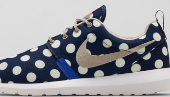 Nike Roshe Run NM City Midnight Navy/Classic Stone-Light Ash Grey
