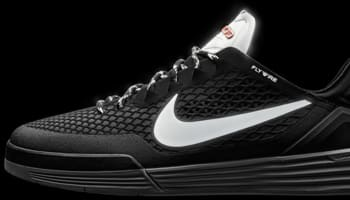 Nike Paul Rodriguez 8 SB Black/Medium Grey-Hyper Crimson-Reflect Silver