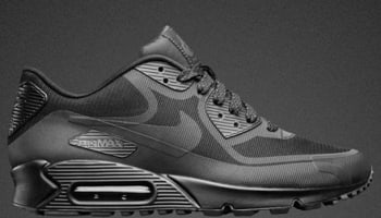 Nike Air Max '90 Premium Tape Women's Black/Anthracite
