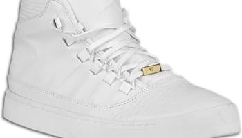 Jordan Westbrook 0 White/Metallic Gold