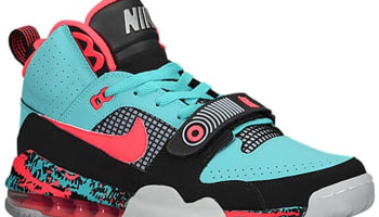 fee2fb9d6ff7 Nike Air Max Bo Jax Premium Hyper Jade Black-Light Magnet Grey-Hyper