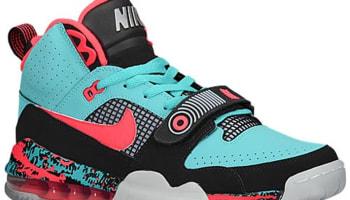 Nike Air Max Bo Jax Premium Hyper Jade/Black-Light Magnet Grey-Hyper Punch