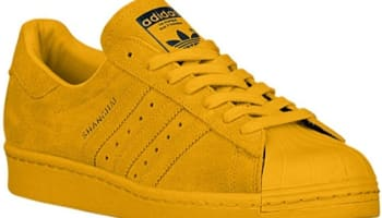 adidas Superstar 80s Collegiate Gold/Collegiate Gold