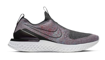 Nike Phantom React Flyknit Black/Black/University Red