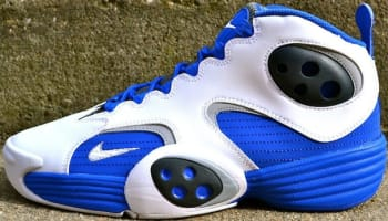 Nike Air Flight One White/White-Royal