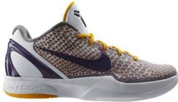 Nike Zoom Kobe 6 Home Gradient