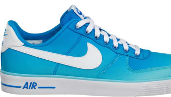 Nike Air Force 1 AC BR Polarized Blue/White