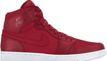 Air Jordan 1 Retro High University Red/University Red-White
