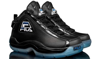 Fila 96 Black/White-Prince Blue