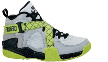 Nike Air Raid Wolf Grey/Pure Platinum-Venom Green
