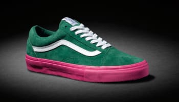 Vans Syndicate Old Skool Pro S Green/Pink