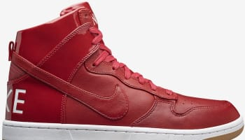 Nike Dunk Lux High SP Gym Red/White-Gym Red