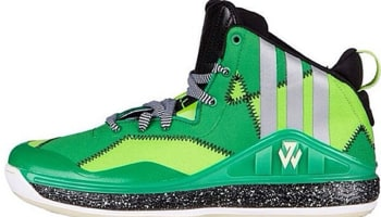adidas J Wall 1 Green/Green-Black-Silver