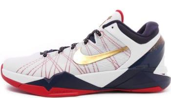 Nike Zoom Kobe 7 Gold Medal