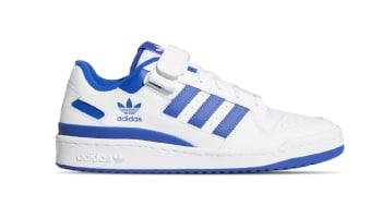Adidas Forum Low White/Team Royal Blue/White