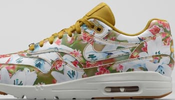 Nike Air Max 1 Ultra Women's Bronzine/Summit White-Metallic Gold-Bronzine