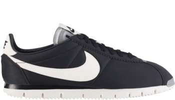 Nike Cortez NM QS Black/Sail-Metallic Silver-Black