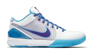 Nike Zoom Kobe 4 Protro White/Orion Blue/Varsity Purple