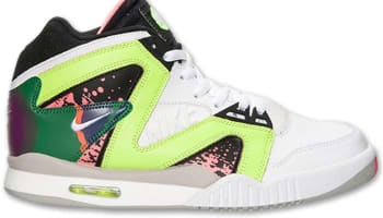 Nike Air Tech Challenge Hybrid White/White-Volt-Hot Lava