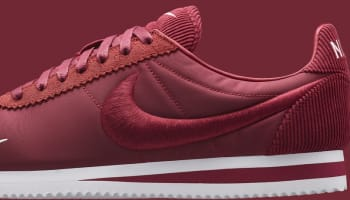 NikeLab Cortez Textile Team Red