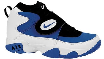 Nike Air Mission White/True Royal-Black