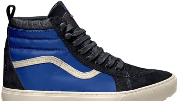 The North Face x Vans Vault Sk8-Hi Blue Graphite