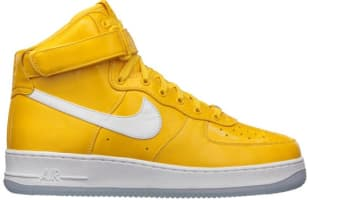 Nike Air Force 1 High CMFT Premium QS University Gold/White