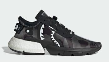 Bape x Neighborhood x Adidas POD-S3.1 Core Black/Cloud White/Core Black