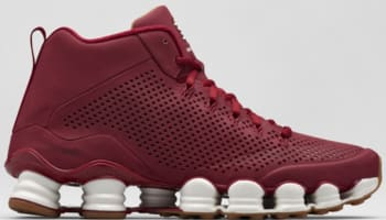 Nike Shox TLX Mid SP Team Red/Team Red-Sail
