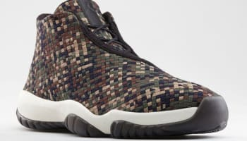 Jordan Future Premium Dark Army/Black-Sail