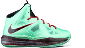 Nike Lebron X+ Cutting Jade China