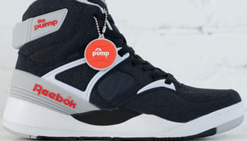 Reebok The Pump Certified Black/Steel-Orange