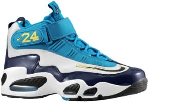 Nike Air Griffey Max 1 Pure Platinum/Midnight Navy-Neo Turq-Black