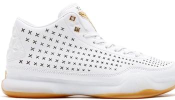 Nike Kobe X Mid EXT White/White-Gum Light Brown