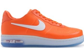 Nike Air Force 1 Foamposite Pro Low QS Safety Orange/White