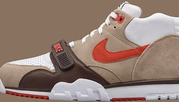 Nike Air Trainer 1 Mid Premium Chino/Baroque Brown-White-Rust