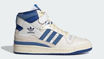 Adidas OG Forum 84 Off White/Bright Blue/Cloud White