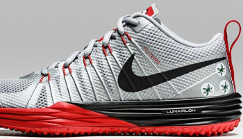 Nike Lunar TR1 Wolf Grey/University Red-White-Black