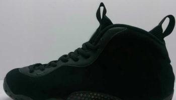 Nike Air Foamposite One Premium Black/Anthracite