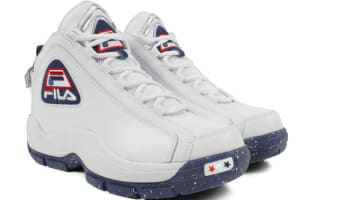 Fila 96 White/Fila Navy-Fila Red