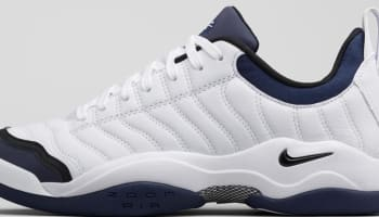 Nike Air Oscillate White/Black-Midnight Navy