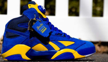 Reebok Shaq Attaq Reebok Royal/Navy-Yellow