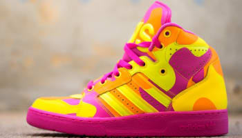 adidas JS Instinct Hi Multi-Color/Multi-Color