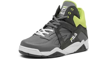 Fila Cage Monument/White-Castlerock-Lime Punch
