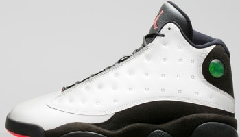 Air Jordan 13 Retro Premium Reflective Silver/Infrared 23-Black