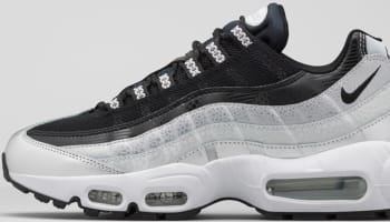 Nike Air Max '95 Women's Metallic Platinum/Black-White