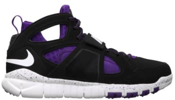 Nike Huarache Trainer Free Shield NFL Baltimore Ravens
