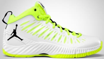 Jordan Super Fly White/Black-Volt