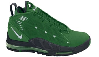 Nike Air Max Pillar Pine Green/Metallic Silver-Black